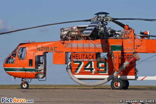 Sikorsky S-64E Skycrane (Erickson Air-Crane)