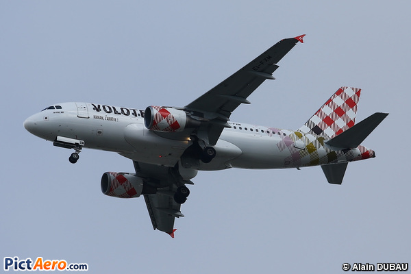Airbus A319-112 (Volotea Airlines)
