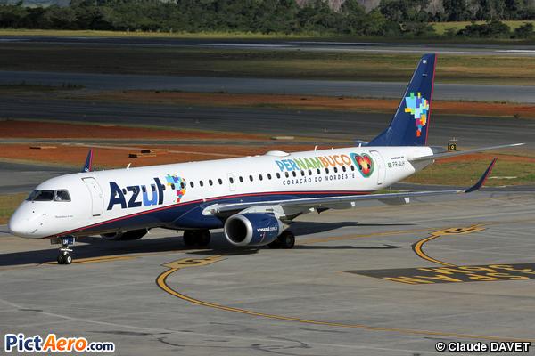 Embraer ERJ-195AR  (Azul Linhas Aereas)