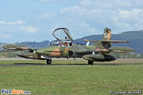 Cessna A-37 Dragonfly (NZ Warbirds Association)