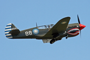 Curtiss P-40E Warhawk (ZK-RMH)