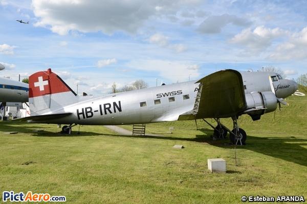 Douglas C-47B-35-DK (Swissair)