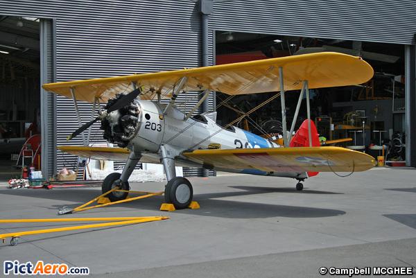 Boeing PT-13D Kaydet (Stearman 03 Ltd)