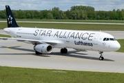 Airbus A321-131 (D-AIRW)
