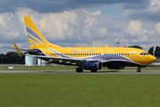 Boeing 737-73V (F-GZTS)