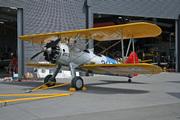Boeing PT-13D Kaydet (ZK-XAF)