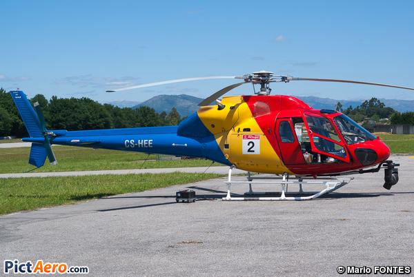 Aérospatiale AS 355F1 Ecureuil (HTA Helicópteros)