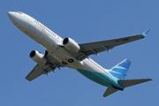 Boeing 737-8U3/WL (PK-GMN)