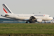 Airbus A319-111 (F-GRXD)