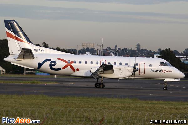 Saab 340B (Regional Express (REX))