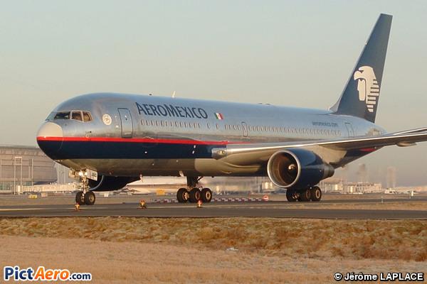 Boeing 767-284/ER (Aeroméxico)