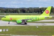 Airbus A319-114 (VP-BTT)