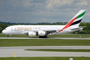 Airbus A380-861 (A6-EDL)