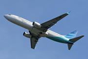 Boeing 737-8U3/WL (PK-GMM)