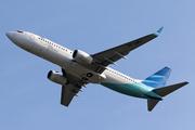 Boeing 737-8U3/WL (PK-GMJ)