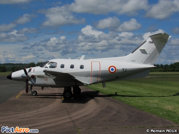Embraer EMB-121AA Xingu (France - Air Force)