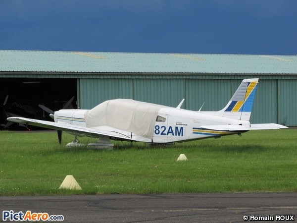 Piper PA-32 R-301 T Saratoga (Privé)