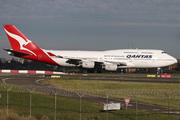 Boeing 747-438 (VH-OJS)