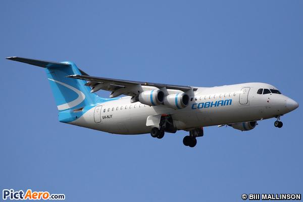 BAe 146-100 (Cobham Aviation Services)