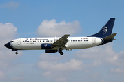 Boeing 737-4K5 (I-BPAC)