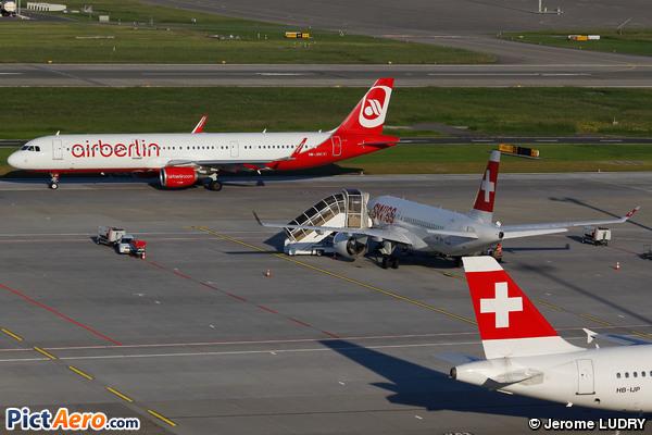 Airbus 321-211/WL (Air Berlin (Belair))
