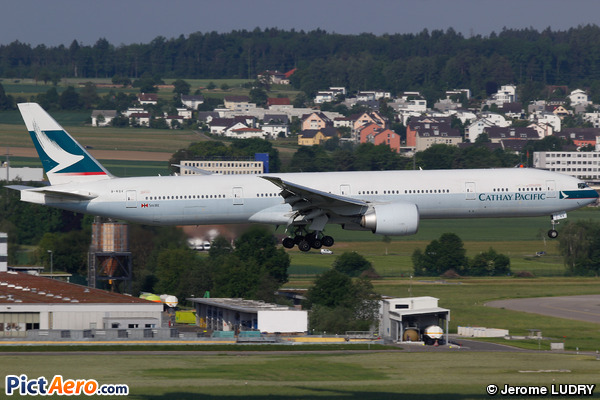 Boeing 777-367/ER (Cathay Pacific)