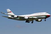 Boeing 747-430 (A4O-OMN)