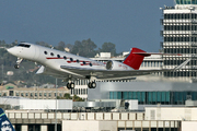Gulfstream G650 (VP-CTS)