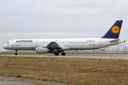 Airbus A321-131 (D-AIRU)