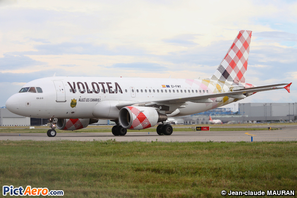 Airbus A319-111 (Volotea)