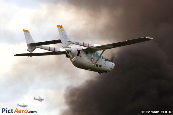 Reims FTB 337G Skymaster (FRAPPOT Raymond)