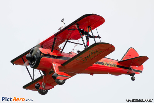 Boeing PT-13D Kaydet (SOUTHERN AIRCRAFT CONSULTANCY INC)