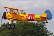 Boeing PT-13 Kaydet (A-75/N1 Stearman) N2S-5