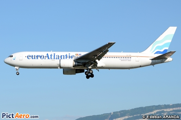 Boeing 767-36N/ER (EuroAtlantic Airways)