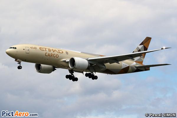 Boeing 777-FFX (Etihad Cargo)