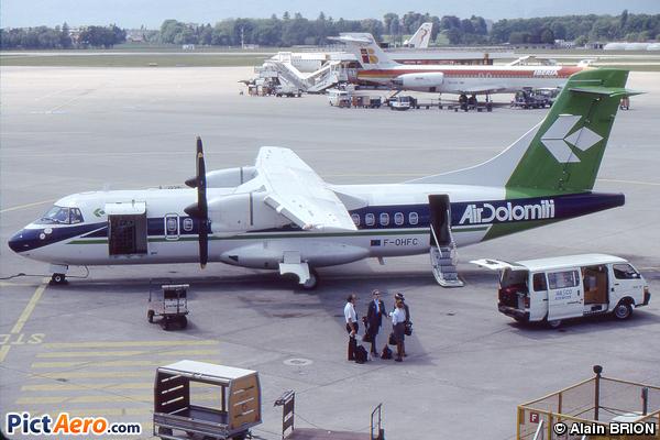 ATR 42-320 (Air Dolomiti)