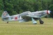 Yakovlev Yak-3UA (F-AZXZ)