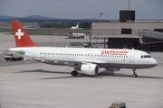 Airbus A320-214 (HB-IJA)