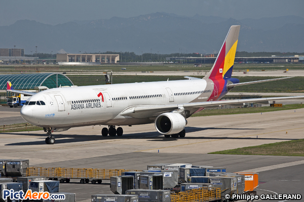 Airbus A330-323E (Asiana Airlines)