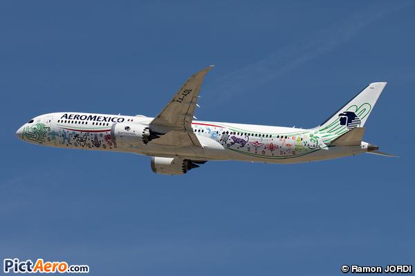Boeing 787-9 (Aeroméxico)