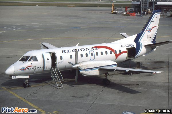 Saab 340B (Régional Airlines)
