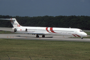 McDonnell Douglas MD-83 (DC-9-83) (F-GHED)