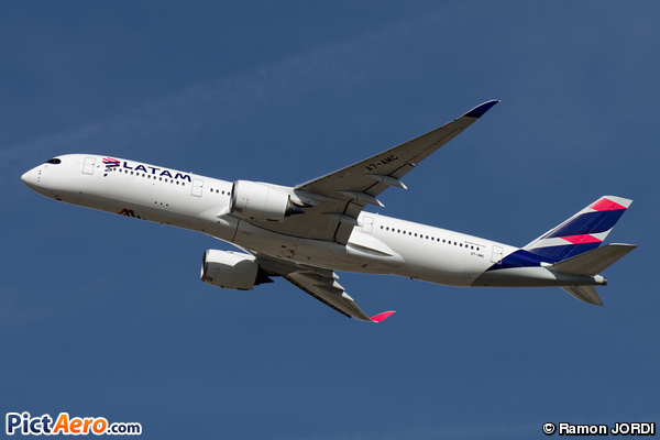 Airbus A350-941 (LATAM)