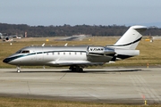 Canadair CL-600-2B16 Challenger 605 (N75KH)