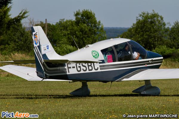Robin DR 400-180 (Aéroclub du Giennois)