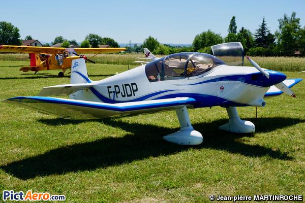 Jodel D-113 (Aéroclub du Dauphiné)