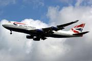 Boeing 747-436 (G-BNLX)