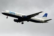 Airbus A321-231 (G-MEDF)