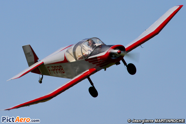 Jodel D-112 Club (Aéroclub du Charolais)