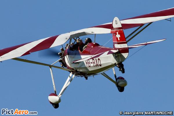 Morane-Saulnier MS-317 (Fondation pour le maintien du patrimoine aéronautique)